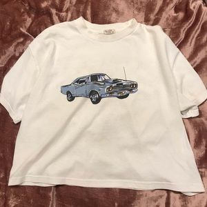 Brandy Melville car crop top